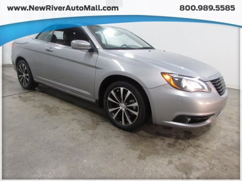 Certified Used Chrysler 200 S