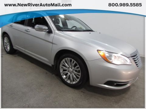 Certified Used Chrysler 200 Limited