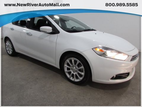 Certified Used Dodge Dart Limited