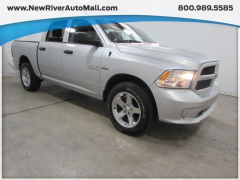 Certified Used Dodge Ram 1500 Express