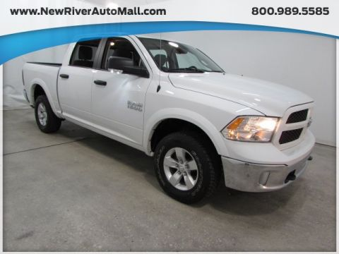 Certified Used Dodge Ram 1500 SLT