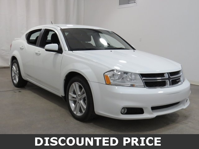 Used Dodge Avenger SXT Plus