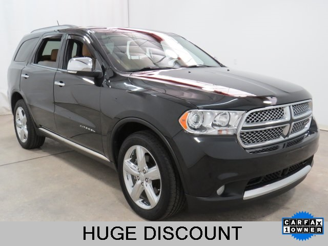 Certified Used Dodge Durango Citadel