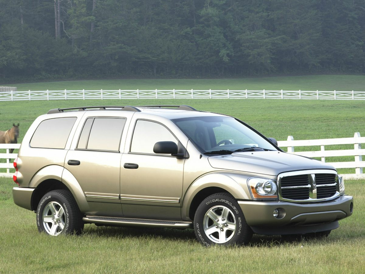 Used Dodge Durango SLT