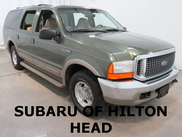 Used Ford Excursion Limited