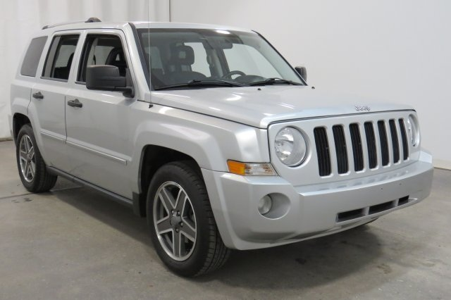 Used Jeep Patriot Limited