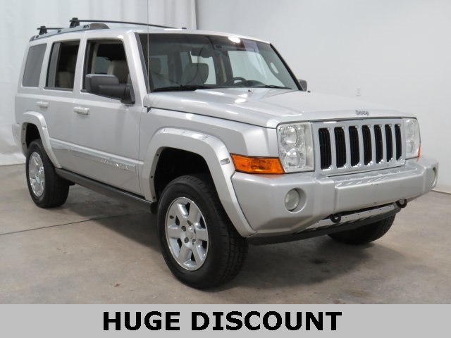 Used Jeep Commander Limited