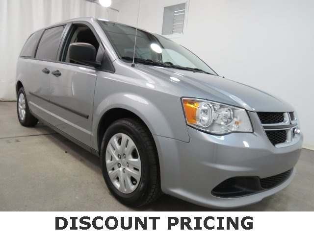 Used Dodge Grand Caravan American Value Pkg