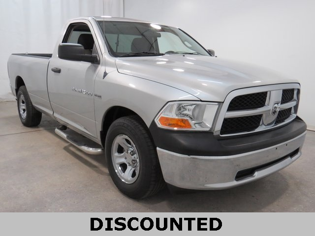 Used Dodge Ram 1500 Tradesman
